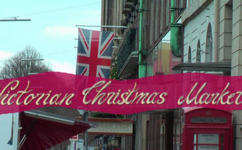 Video of Victorian Christmas Market 2010